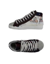 Springa Footwear High Tops And Trainers Women Ivory