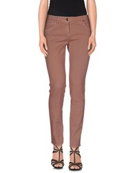Brunello Cucinelli Denim Denim Trousers Women Skin Color