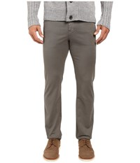 Ag Adriano Goldschmied Matchbox Slim Straight Twill In Castor Grey Castor Grey Men's Jeans Gray