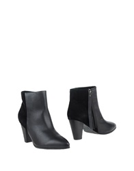 Shoe The Bear Ankle Boots Black