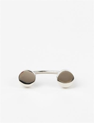 Quarry Baer Cuff White Bronze