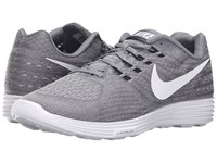 Nike Lunartempo 2 Cool Grey White Pure Platinum Black Men's Running Shoes Gray
