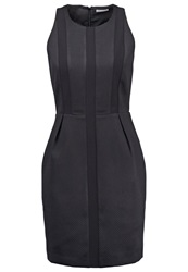 Kiomi Shift Dress Black
