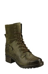 Taos Women's Crave Boot Olive Leather