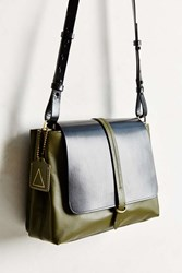 Kelsi Dagger Brooklyn Commuter Messenger Bag Green