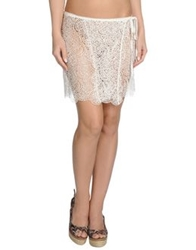 Ermanno Scervino Sarongs Ivory