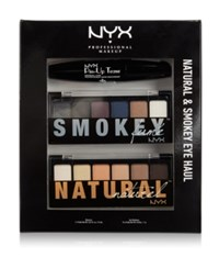 Nyx 3 Pc. Natural And Smokey Eyes Set No Color
