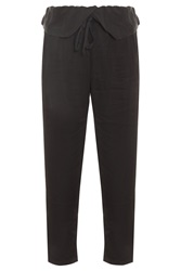Clu Panelled Cropped Pants