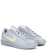 Nike Tennis Classic Premium Leather Sneakers Grey