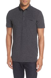 Ted Baker Men's London Extra Trim Fit Solid Polo