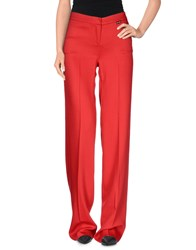 Who S Who Trousers Casual Trousers Women Red