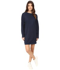 Bench Token Sweatshirt Dress Total Eclipse Women's Dress Navy