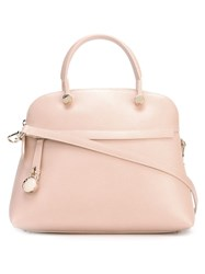 Furla Medium 'Piper' Dome Bag Nude And Neutrals