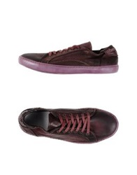 Pantofola D'oro Low Tops And Trainers Deep Purple