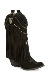 Very Volatile Women's 'Wyatt' Fringe Western Boot