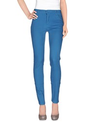 Cheap Monday Denim Denim Trousers Women Pastel Blue