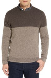 John W. Nordstromr Men's Nordstrom Cashmere Colorblock Sweater