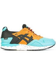 Asics Lace Up Sneakers Blue