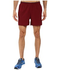 Brooks Sherpa 5 2 In 1 Shorts Root Men's Shorts Brown