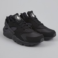 Nike Air Huarache Black White Black
