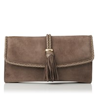 Lk Bennett Tracy Shoulder Bag Taupe