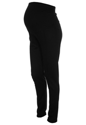 Mama Licious Luna Leggings Black Anthracite
