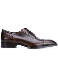 Louis Leeman Classic Brogues Brown