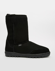 Just Sheepskin J.U.S.T Sheepskin Boots Black