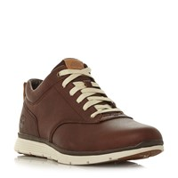 Timberland A185e Wedge Sport Trainers Brown