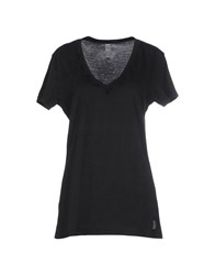 Authentic Original Vintage Style Topwear T Shirts Women Black