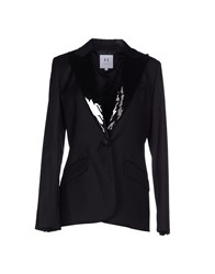 Halston Heritage Suits And Jackets Blazers Women Black