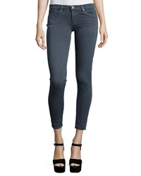 Ag Jeans Distressed Ankle Leggings Greyhound