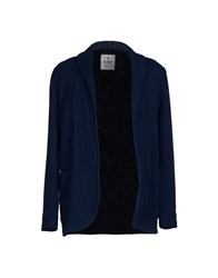 Alain Suits And Jackets Blazers Men Dark Blue
