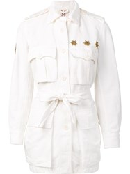 Figue 'Safari' Jacket White