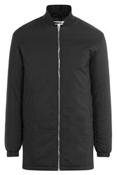 Mcq By Alexander Mcqueen Zipped Jacket Black