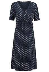 More And More Jersey Dress Marine Dark Blue