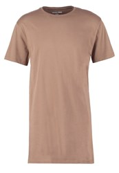 Your Turn Basic Tshirt Brown