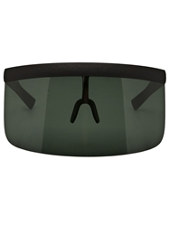 Mykita Bernhard Willhelm Visor Sunglasses Green