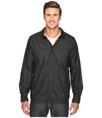 The North Face Fort Point Flannel Jacket Tnf Black Men's Jacket
