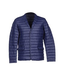 Bomboogie Coats And Jackets Down Jackets Men Bright Blue