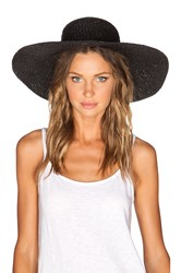 Cheap Monday Summer Straw Hat Black