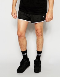 Religion Runner Short Shorts Black