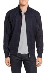 Baracuta Men's Wool G9 Harrington Jacket