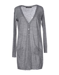 La Fee Maraboutee Knitwear Cardigans Women Grey