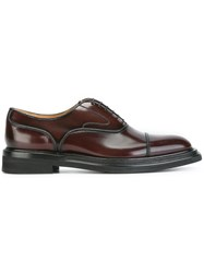 Church's Classic Oxford Shoes Pink And Purple