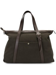 Mismo 'M S' Holdall Green