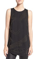 Trouve Women's Studded Tunic