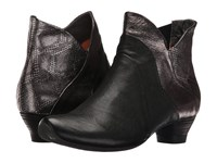Think 87255 Black Kombi Women's Shoes