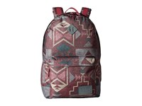 Burton Kettle Pack Canyon Print Backpack Bags Brown
