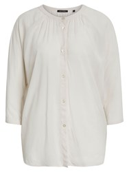 Marc O'polo Light Blouse Boxy Fit Beige